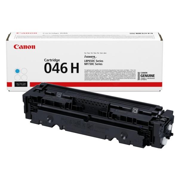 Canon 1253C002 (046H) Toner cyan, 5K pages