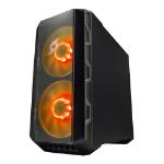 Stormforce Crystal 8th gen Intel® Core™ i7 i7-8700K 16 GB DDR4-SDRAM 2256 GB HDD+SSD Black Tower PC