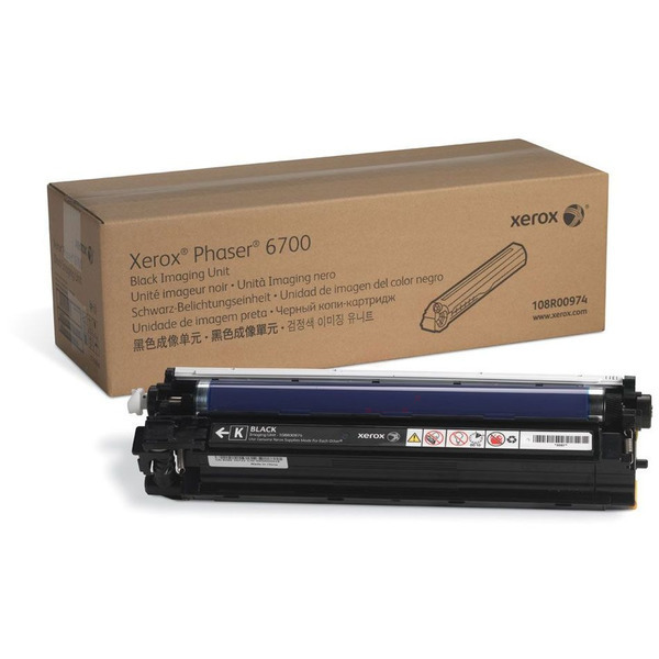 Xerox 108R00974 Drum kit, 50K pages @ 5% coverage