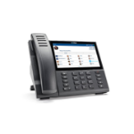 Mitel MiVoice 6940 IP phone Black Wireless handset LCD Wi-Fi