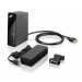 Lenovo OneLink Pro Docking Station includes power cable. For UK,EU.