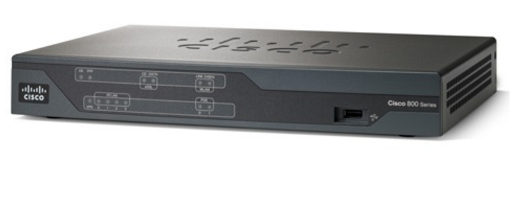 Cisco 887 Vdsl/adsl Over Pots Multi-mode Router