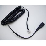 Jabra 8800-01-94 telephony cable 1.8 m Black