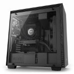 NZXT H700 Midi-Tower Black computer case