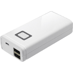Aluratek APB02F power bank White Lithium-Ion (Li-Ion) 8000 mAh