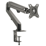 "Siig CE-MT3311-S1 monitor mount / stand 27"" Clamp Black"