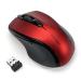 Kensington Pro Fit® Mid-Size Wireless Mouse - Ruby Red K72422WW