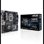 ASUS PRIME H370M-PLUS moederbord LGA 1151 (Socket H4) Micro ATX Intel® H370