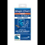 Legamaster Magic-Chart notes 10x20cm blue 100pcs