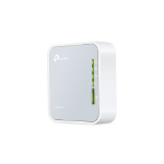 TP-LINK TL-WR902AC wireless router Dual-band (2.4 GHz / 5 GHz) Fast Ethernet 3G 4G White