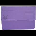 Guildhall 211/5005 folder 345 mm x 245 mm Purple