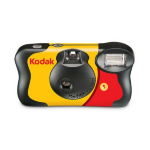 Kodak FunSaver Camera Compact film camera 35 mm Black,Red,Yellow