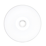 Verbatim CD-R 80MIN 700MB 52X White Inkjet Printable, Hub Printable 100pk Spindle 100 pc(s)