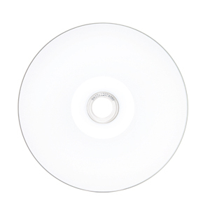 Verbatim CD-R 80MIN 700MB 52X White Inkjet Printable, Hub Printable 100pk Spindle CD-R 700MB 100pc(s)
