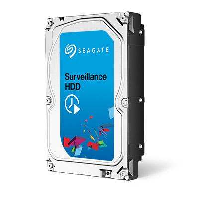 Seagate SV35 Series Surveillance 8TB SATA