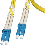 Cablenet 9LCLC3 3m LC LC Blue,Yellow fiber optic cable