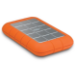 LaCie Rugged Triple USB 3.0, 2TB disco duro externo 2000 GB Aluminio, Naranja