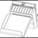 Zebra ZT200 Cutter Option