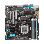ASUS P9D-M Server/WS InteL C224 1150 Micro ATX DDR3 RAID Dual GB LAN & Mgmt LAN Serial Port