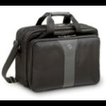 "Wenger/SwissGear Legacy 16 16"" Notebook briefcase Black,Grey 600648"