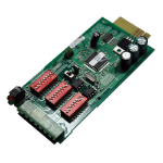 Tripp Lite MODBUSCARD peripheral controller