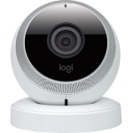 Logitech Circle 3MP 1280 x 720pixels Wi-Fi White