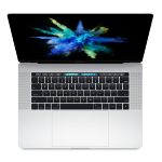 "Apple MacBook Pro 2.8GHz 7th gen Intel® Core™ i7 15.4"" 2880 x 1800pixels Silver Notebook"