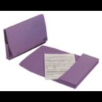 Elba 100090253 folder A4 Cardboard Purple