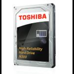 Toshiba N300 8TB HDD 8000GB Serial ATA III internal hard drive