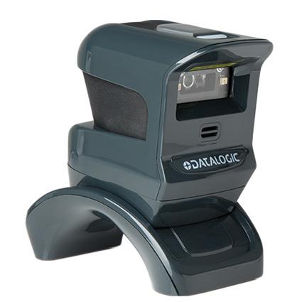 Datalogic GPS4400 Fixed bar code reader 2D Laser Black