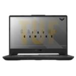 """ASUS TUF Gaming F15 FX506LI-HN050T notebook DDR4-SDRAM 39.6 cm (15.6"""") 1920 x 1080 pixels 10th gen Intel® Core™ i5 16 GB 512 GB SSD NVIDIA® GeForce® GTX 1650 Ti Wi-Fi 6 (802.11ax) Windows 10 Home Grey"""