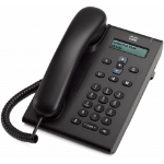 Cisco 3905 IP telefoon Chocolade 1 regels