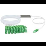 Ubiquiti Networks UF-SPLITTER-32 fibre optic cable 4.08 m SC/APC White