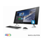 "HP ENVY 27-p000na 2.8GHz i7-6700T 27"" 3840 x 2160pixels Touchscreen Black,Pearl,White"