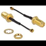 DeLOCK 89480 SMA 50? 1pc(s) coaxial connector