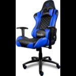 AEROCOOL ThunderX3 TGC12 Series Gaming Chair - Black/Blue