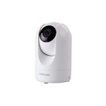 Foscam R4 4MP UHD 25FPS WIRELESS PAN/TILT, 8M IR, MICROSD, WHITE