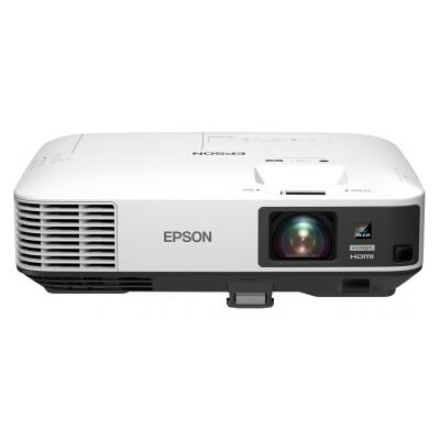 Epson EB-2165W - 3LCD projector - 5500 lumens (white) - 5500 lumens (colour) - WXGA (1280 x 800) - 1