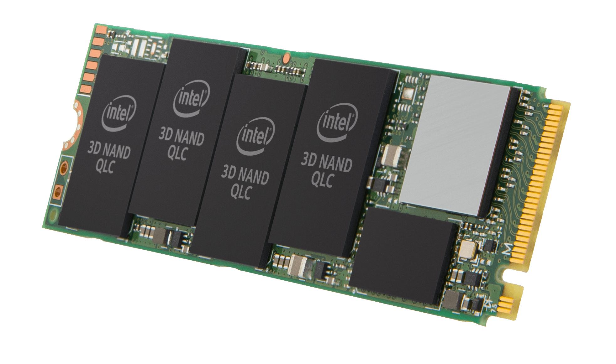 Intel 665p M.2 2000 GB PCI Express 3.0 3D3 QLC NVMe