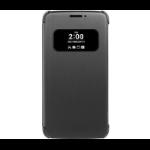 """LG CFV-160.AGEUTB 5.3"""" Folio Black mobile phone case"""