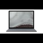 "Microsoft Surface Laptop 2 Platino Portátil 34,3 cm (13.5"") 2256 x 1504 Pixeles Pantalla táctil 8ª generación de procesadores Intel® Core™ i7 8 GB 256 GB SSD Windows 10 Pro"