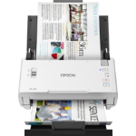 Epson WorkForce DS-410 600 x 600 DPI ADF + Manual feed scanner Black,White A4