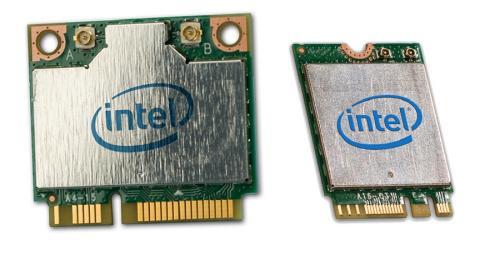 Intel Dual Band Wireless-AC 7260 Plus Bluetooth  - (7260.HMWWB.R)