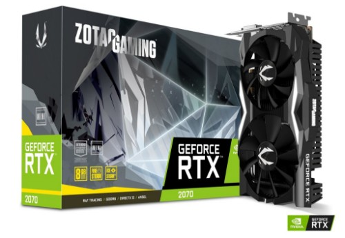Zotac GeForce RTX 2070 Mini