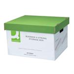 Q-CONNECT Q CONNECT BUSINESS STORAGE TRUNK BOX