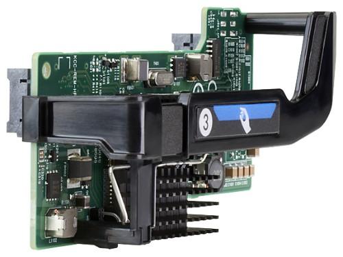 Hewlett Packard Enterprise FlexFabric 10Gb 2-port 536FLB Fiber 10000 Mbit/s Internal