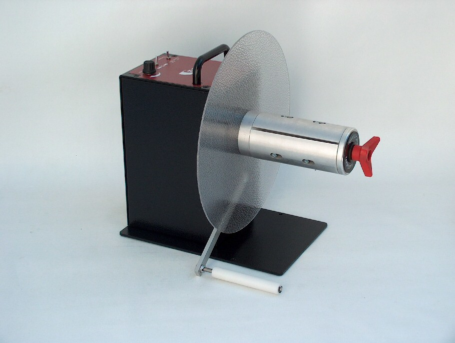 Labelmate CAT-3-TA-CHUCK Automatic label applying machine 1250 mm/sec Black
