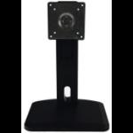"Hannspree 80-04000003G000 27"" Black flat panel desk mount"