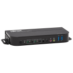 Tripp Lite B005-HUA2-K KVM switch Black
