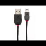 Techlink NX2 USB 2.0 A Plug to USB 2.0 5-pin Mini Plug